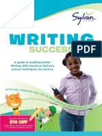Fifth Grade Writing Success by Sylvan Learning - Excerpt