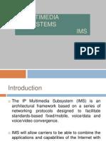 IMS Presentation