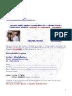 Formular Inscriere - Buc NOV 2013 - Trezirea Inimii Iluminate
