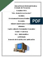 segunda aplicacion PPEM