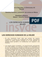 LOS DERECHOS HUMANOS DE LA MUJER
