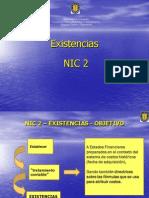 Nic 2 Existencia