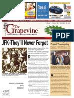 The Grapevine, November 20, 2013