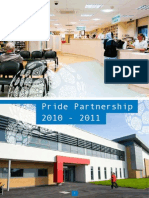 Pride Partnership - Key Successes