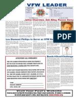VFW NC Leader Jul-Sept 2013