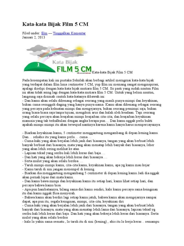 Katadoc Film 5 Cm