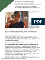 """Revista Mundo Nuevo » Print » Vandana Shiva_ """"La revolución es inevitable y será ecológica"""""""