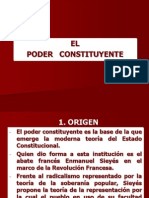 Poder Constituyente