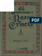 The American Rosae Crucis, October 1917