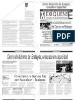 Versión impresa del periódico El mexiquense 19 noviembre 2013