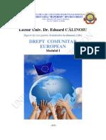 Drept Comunitar European_an 3 Sem 1 (1)
