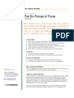 Six Forces of Forex