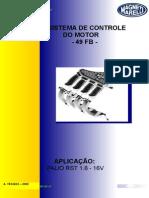 Apostila Palio1.6-16V - 49FB