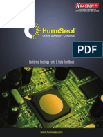 Humiseal Conformal Coating Facts