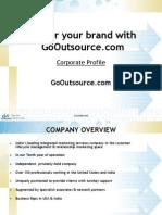 Kankei Corporate Profile 2013