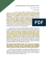Defasagem de preços penaliza Petrobras e quebra indústria do etanol