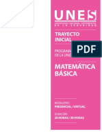 Programa Matematica Basica Dig