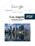Los Angeles Local SEO Services