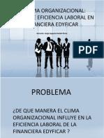 CLIMA LABORAL EXPOSICION (1)