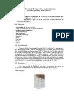 RELATÓRIO - Controle Biológico de Qualidade