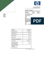 Cnwy-07791-00 Jabil 4gb Pc4200 Ddr Sdram (2x2 Gb Dimms) Field Max 289 (3)