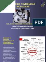 (III) Indicios y Evidencias Biologicas
