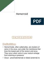 Hemerroid