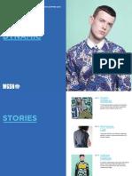 WGSN SS15 Fashion Forecast Bio Dynamic