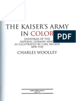 The Kaisers Army in Color
