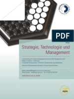 Strategie, Technologie und Management - Management und IT