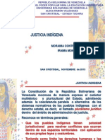 JUSTICIA INDIGENA