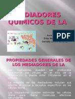 Mediadores Quimicos de La inflamacion Aguda