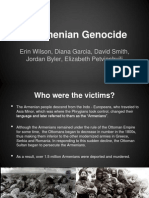 genocide group project david diana jordan erin liza
