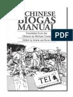 15. Ariane Van Buren (Ed.) - Manualul Chinezesc al biogazului - TEI - alb-negru print