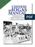 15. Ariane Van Buren (ed.) - Manualul chinezesc al biogazului - TEI - color print