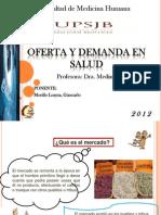 Oferta y Demanda - 2012 - II - Giancarlo Morillo Loayza