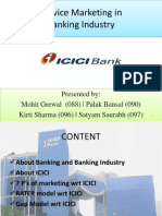SM in Banking