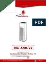 RBS 2206 V2