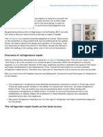 Refrigerationrepairr.com Refrigerator Repair