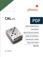 User Manual CML V2 All Phocos