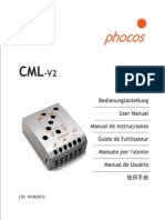 User Manual CML V2 All Phocos