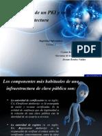 Componentes de Un PKI y Su Arquitectura