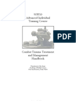 Handbook_Combat Trauma Treatment and Management