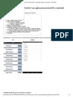 Tutorial móvel_ Usando FireDAC em aplicações móveis (iOS e Android) - RAD Studio