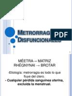 metrorragias