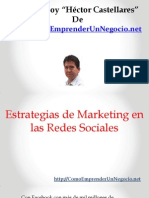 Estrategias de Marketing en Las Redes Sociales