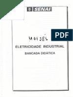 Apostila de Eletricidade Industrial do prof. Moisés.