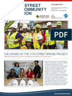 Women on the 11th Street Bridge Project Newsletter