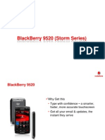 BlackBerry 9520 (StormII)