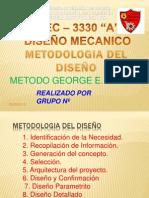 Mezclador Metodo Dieter